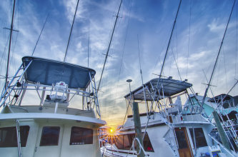 Fishing guides charter boats and kayak tours on the for Deep sea fishing fort pierce