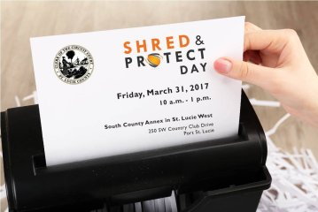 Shred and Protect Day