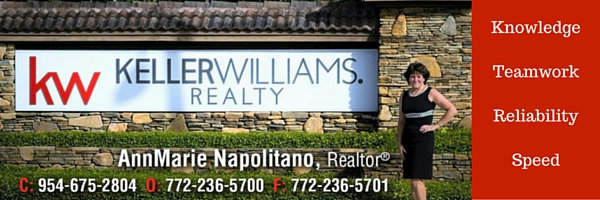 AnnMarie Napolitano, Keller Williams Realtor