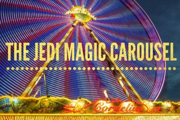 Jedi Magic Carousel