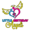 Little Birthday Angels Logo