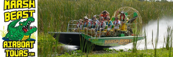 Marsh Beast Airboat Tours