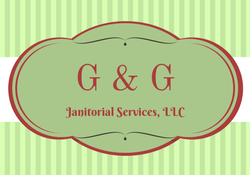 G & G Janitorial Services Logo