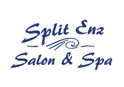 Split Enz Salon & Spa Logo