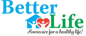 Better Life Home Care Logo