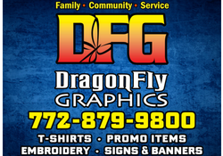 Dragonfly Graphics Logo