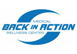 Back In Action Medical Center Logo