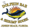 The Dolphin Bar & Shrimp House Logo