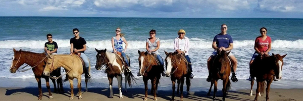 Beach Tour on Horseback