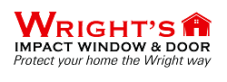 Wright's Impact Window & Door Logo