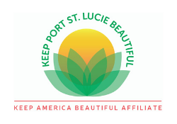 Keep Port St. Lucie Beautiful Logo