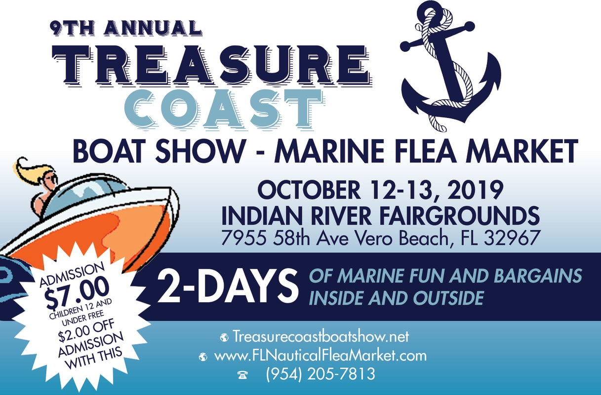 9th Annual Marine Flea Market Boat Show This Weekend