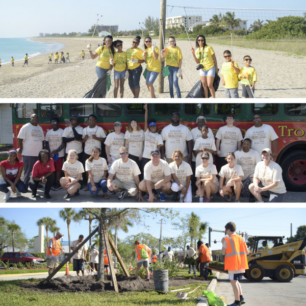 Fort Pierce Clean Up