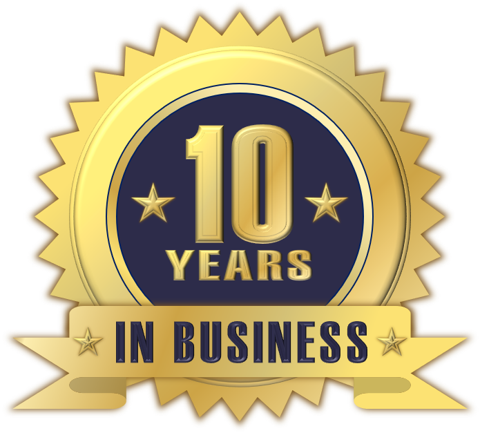 THE TERRIO GROUP TO CELEBRATE TEN YEARS IN BUSINESS ON THE