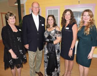 Mary's Angels Giving Circle Inaugural Fundraiser
