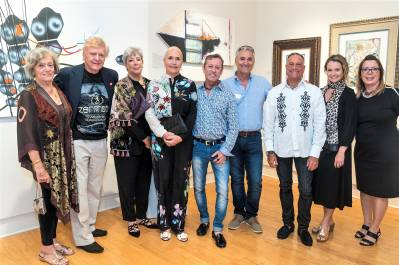 Collector's Choice Art Show Enjoys Successful Opening