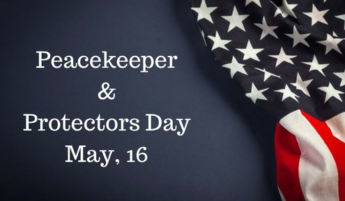 PEACEKEEPERS AND PROTECTORS DAY