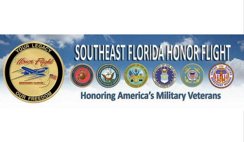 SOUTHEAST FLORIDA HONOR FLIGHT READY TO SALUTE 82 ON MAY 20TH