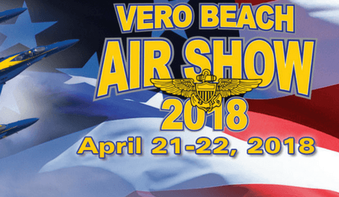 Tickets Are On Sale For the 2018 Vero Beach Air Show