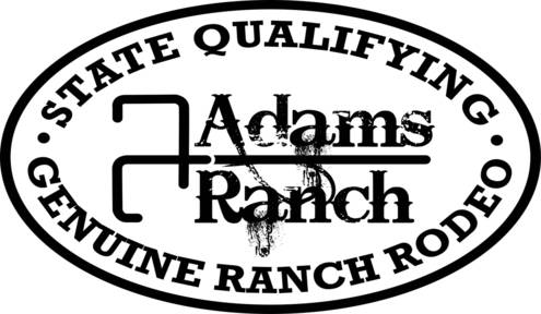 Adams Ranch State Qualifying Genuine Ranch Rodeo