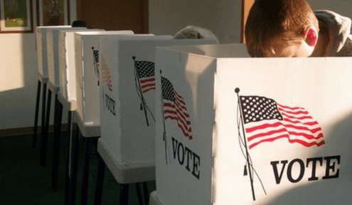 The 2018 Annual First Vote High School Voter Registration Drive