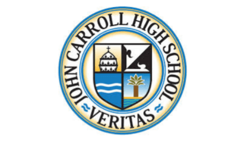 JOHN CARROLL STUDENT IS 2019 YOUTH, VIRTUES, VALOR AND VISION AWARD RECIPIENT