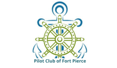Pilot Club of Fort Pierce Presents Check for ID Locator Bracelet Program