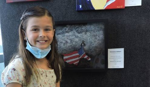 Heroes Exhibit Salutes First Responders